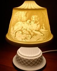 Светильник «Собаки»