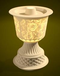 Светильник «Аромалампа»
