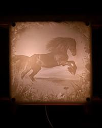 Светильник настенный «Фриз»